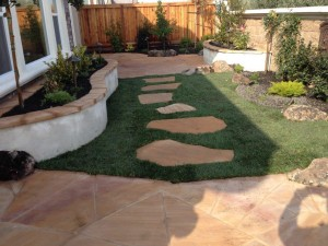 Landscaping - Gamay Lane Completion #7